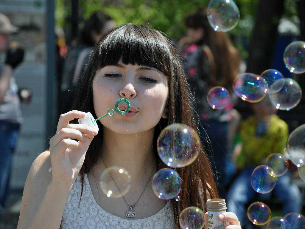 Мыльные пузыри иркутск