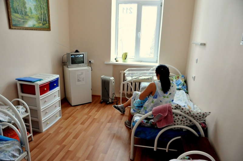 Напомним, перинатальный центр, рассчитанный на коек, станет подразделением норильской межрайонной больницы № 1.