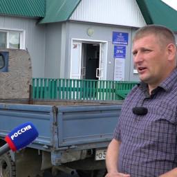 Проблема дороги у села Большая Елань нерешена