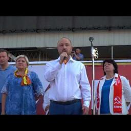Митинг против повышения тарифов на электроэнергию в Иркутске