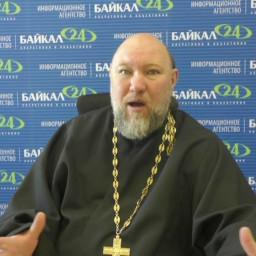Священнослужитель, психолог отец Игорь о памятнике Колчаку в Иркутске