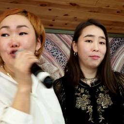 Вечер этнической музыки прошёл в кафе-юрте «Звезда Кочевника»