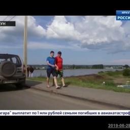 В Тулуне эвакуируют жителей. Река Ия вышла из берегов и топит город